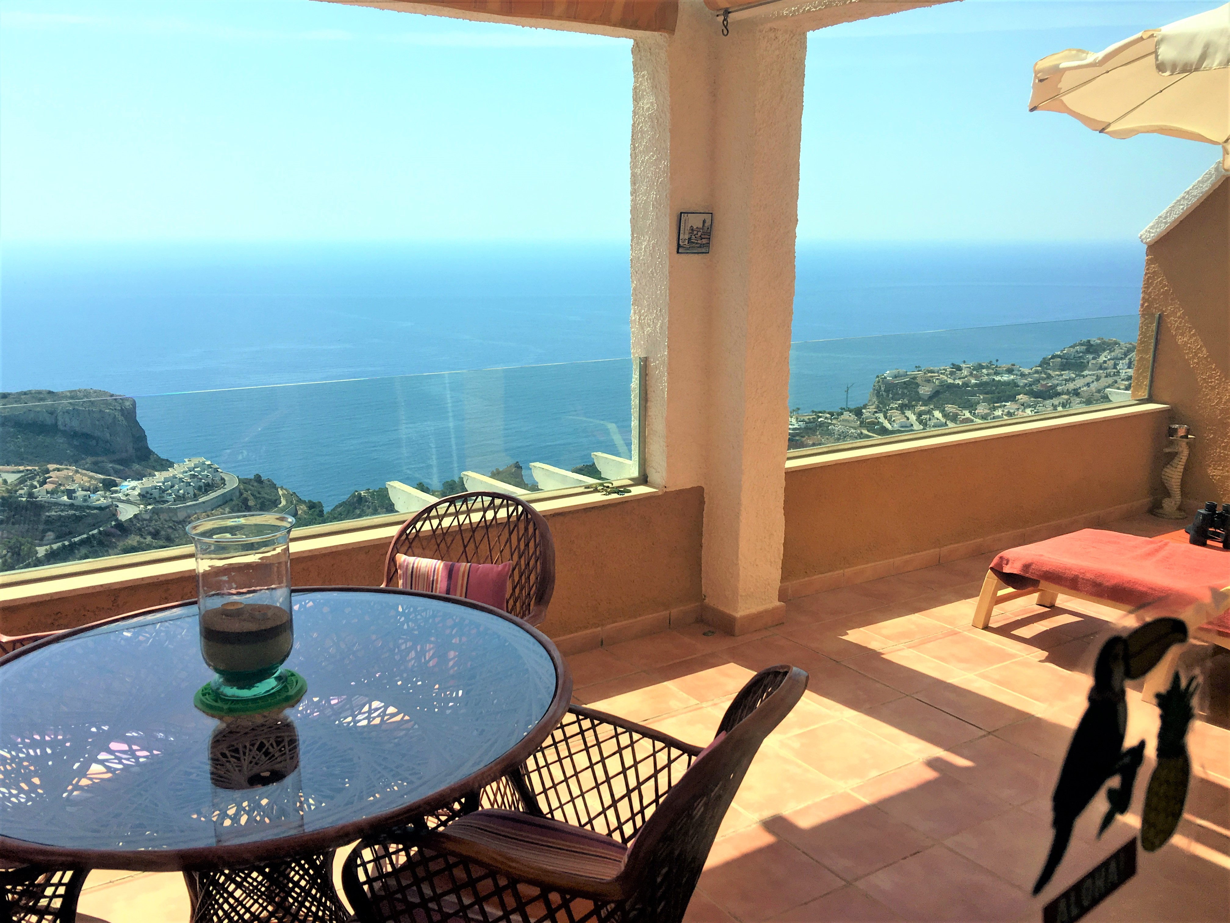 Sea view apartment at Pueblo Panorama