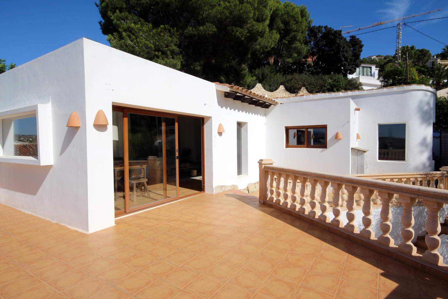 DETACHED VILLA CLOSE TO MORAIRA VILLAGE