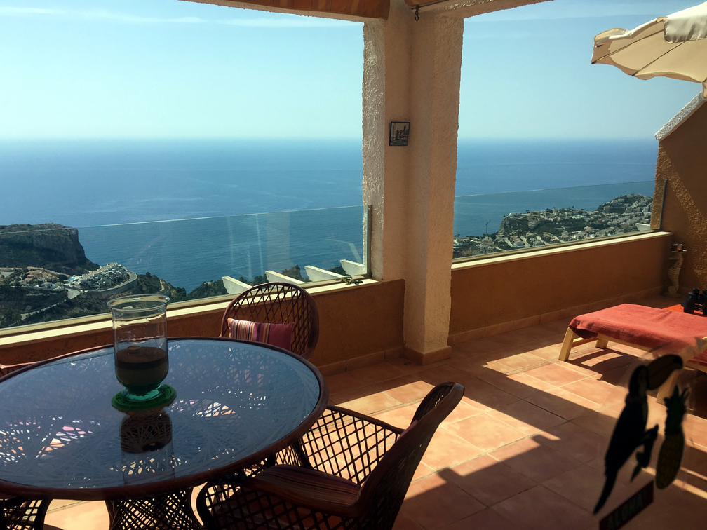 INCREDIBLE SEA VIEW APARTMENT AT PUEBLO PANORAMA