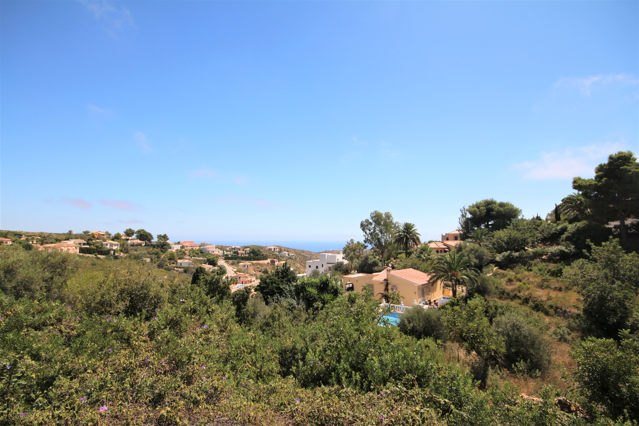 PLOT WITH SEA VIEWS, LA CUMBRE DEL SOL