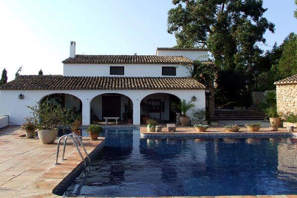 Restaurado Pedramala FINCA CON CINCO habitaciones con ba�o privado