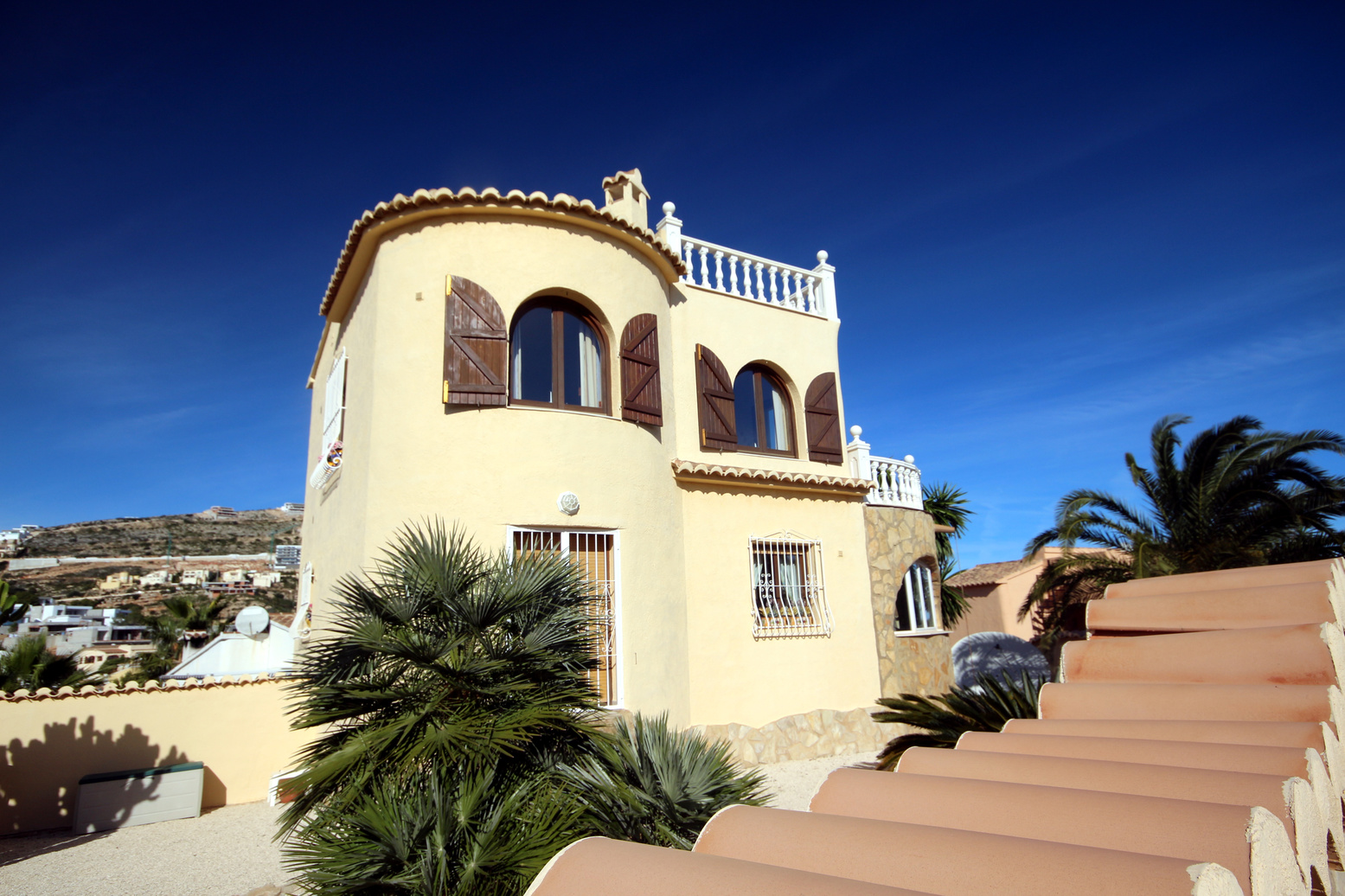 SUPERB SEA VIEW TWO BEDROOM VILLA