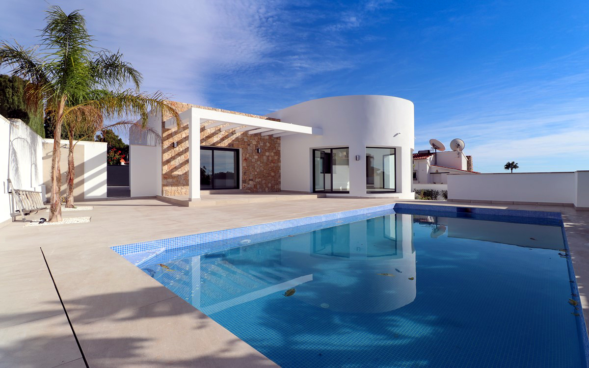 THREE BEDROOM CONTEMPORARY VILLA AT BUENAVISTA